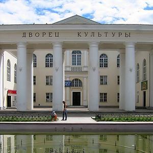 Дворцы и дома культуры Мучкапского
