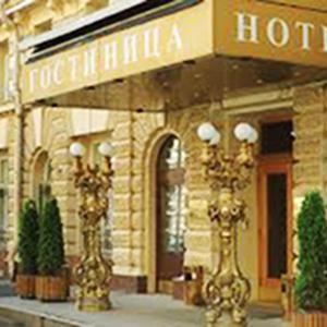 Гостиницы Мучкапского