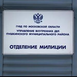 Отделения полиции Мучкапского